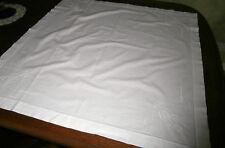 Cotton Embroidery Victorian Antique Linens