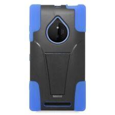 Fundas de color principal azul para teléfonos móviles y PDAs Nokia