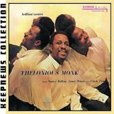 "THELONIOUS MONK ""BRILLIANT CORNERS"" CD NEW+"