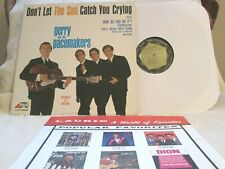 GERRY And The PACEMAKERS DON'T LET THE SUN 1964 ORIGINAL MONO LAURIE NM- DISC!!