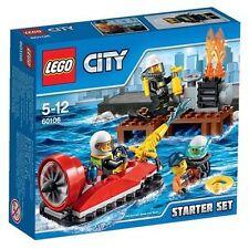 Ref.60106 L'ENSEMBLE DE DEMMARAGE POMPIERS - lego city