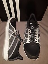 ADIDAS GYMBREAKER BOUNCE SHOES BLACK WHITE BB3979 WOMENS US 10 UK 8.5 NEW