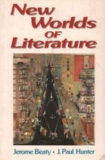 New Worlds Of Literature(1st Edition Book)Jerome Beaty And J. Paul H-Acceptable