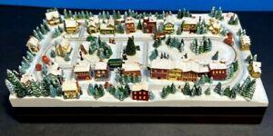 Hawthorne Village Main Street Thomas Kinkade Village Christmas Miniatures 2008