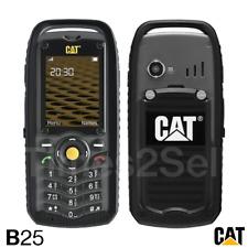 Caterpillar Cat B25 Black Unlocked GSM Dual Sim Phone Military Grade IP67 NEW