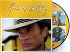 JOHNNY HALLYDAY VINYL LP - HUD LE SPECIALISTE 7-8 - PICTURE DISC
