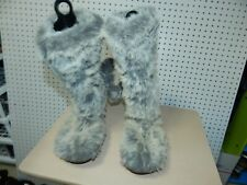 Womens Report winter boots - size 7.5 - style Cove ~ faux fur