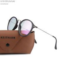 Womens Fashion Vintage Eyeglass Frames Glasses Retro Metal Clear Lens Eyewear