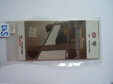 Montreal Canadiens 1995 LAST YEAR AT MONTREAL FORUM STUB ticket photo S43