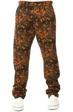 Obey Quality Dissent Recon Pants in Blotch Camo Sz 30