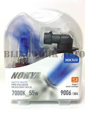 NOKYA USA HB4 9006 Artic White Halogen Bulbs Globes for Integra DC2 DC5 Magna