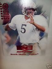 *Heath Shuler 1997 Donruss Studio Football Portrait**
