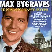 Max Bygraves - Singalong Favourites (CD 1999)