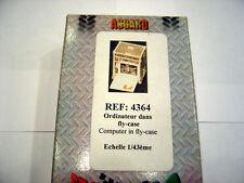 ACCESSORI PER DIORAMA COMPUTER FLY CASE RESINA 1/43 ASGARD 4364