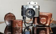 Voigtländer VITO B 35mm Film Rangefinder Camera Voigtländer Colour-Skopar Lens