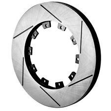 RacingBrake D214-01-311 Replacement Rotor Rings - Front Slotted Subraru 2019-311