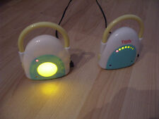 Tixylix Baby Monitors & Mains Adapters Complete Built in Night Light