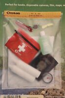 """WATERPROOF POUCH, 10.5X13.5""""-CELL SMART PHONE SMALL ELECTRONICS SURE TRIPLE WRAP"""