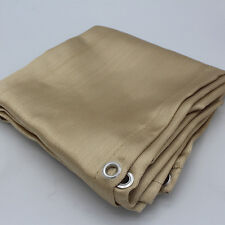 WELDING BLANKET HEAVY DUTY PREMIUM GRADE SPLIT LEATHER 1.2x1.8 METER FIBERGLASS