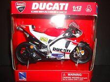 NewRay Ducati Desmosedici 2015 #29 Andrea Lannone 1/12