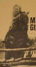 Pamiętniki Maria Ginter Galopem pod wiatr Marii Ginter tom 1 Galopem na przełaj