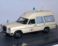 MATRIX Scale Models, 1969 Mercedes-Benz W115 Binz Ambulanz, Ambulance , 1/43