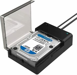 Sabrent SATA to USB 3.0 Hard Drive Station EC-DFLT