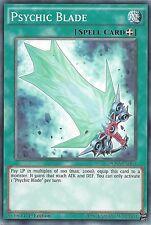 YU-GI-OH CARD: PSYCHIC BLADE - DOCS-EN064 1st EDITION