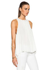 Isabel Marant white top size 34, AUS 8, pre loved