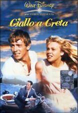DVD DISNEY Giallo a Creta - live