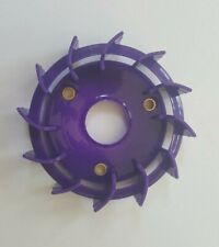 High Performance Cooling Fan Mopeds Scooters Purple
