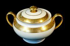 Beautiful Minton Buckingham K159 Lidded Sugar Bowl