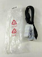 Cable VGA Male/Male Noir 14 Broches 1,80 metre Neuf  Moniteur PC Ecran