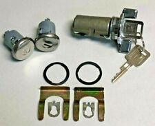 NEW 1979-1989 Monte Carlo & El Camino  Ignition & Door Lock set- GM keys