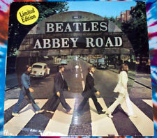 THE BEATLES Abbey Road APPLE RECORDS DUTCH PICTURE DISC Out Of Print R*A*R*E