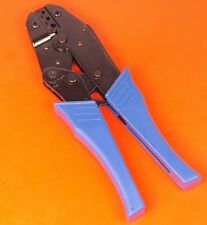 High Quality Uninsulated Non Insulated Rachet Crimp Crimping Tool 0.50-6.00mm²