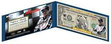 DALE EARNHARDT SR #3 NASCAR Colorized US $1 Bill - THE INTIMIDATOR * Licensed *