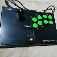 Fighting Stick Sega Saturn Video Game Japanese