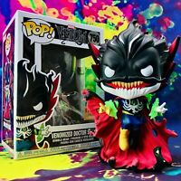 Venomized Doctor Strange GITD Box Lunch Exclusive Marvel Venom Funko POP! #750