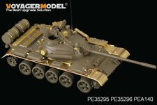 PE for Russian T-55A Medium Tank Fenders (For TAMIYA), 35296, VOYAGERMODEL