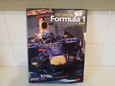 HAYNES - OFFICIAL FORMULA ONE SEASON REVIEW 2010  BOOK  - EXCELLENT CONDITON