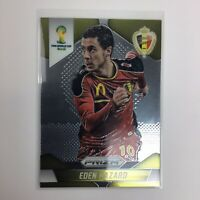 2014 Panini Prizm WORLD CUP SOCCER CARD #21 Eden Hazard RC Rookie FIFA Mint🔥