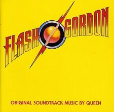 QUEEN FLASH GORDON REMASTERED CD NEW