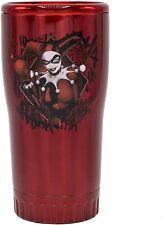 Red Diamond Stainless Steel Harley Quinn 20-Ounce Tumbler