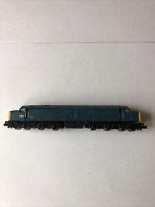 n gauge locomotives