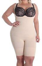 b6cdff65c SlimMe Wear Your Own Bra Thigh Shaping Bodysuit Beige shaper shapewear By  MeMoi