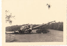 Foto - 2.WK - Holland - JU52  - Panzerspähwagen -  TOP -#2