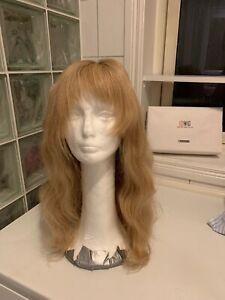 "Lacewigsbuy / iziwigs 20"" Body Wave #4 100% Remy Human Hair Wig"