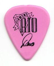 Diamond Rio Dana Williams Signature Pink Guitar Pick - 1990s Tours