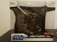 Star wars Jabbas rancor with Luke skywalker Target Exclusive